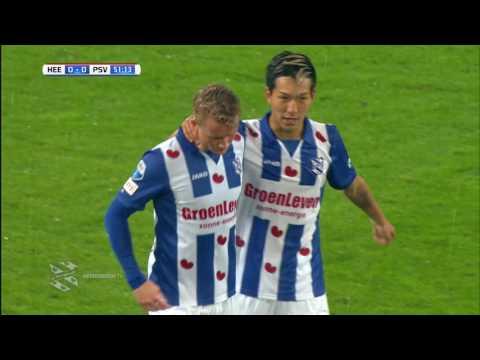 Samenvatting sc Heerenveen - PSV (2016/2017)