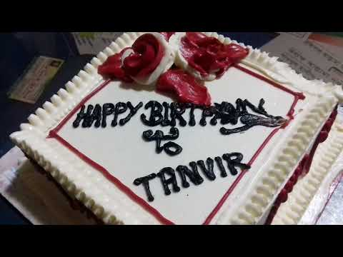 Happy Birthday To You Tanvir Khan Akane Video