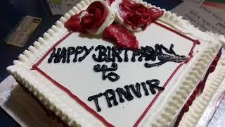 happy birthday to you tanvir khan akane video