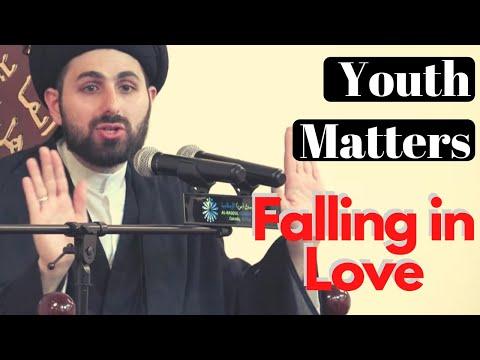 Falling In Love?  - What can you do?  - Syed Baqir Al-Qazwini