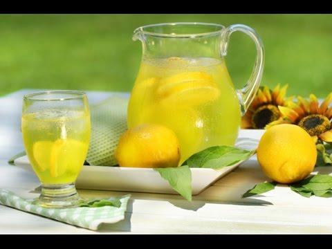 Вода Сасси (Рецепт воды для похудения от Синтии Сасс).
