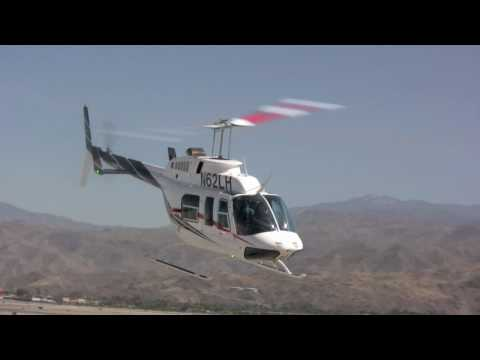 Cool Helicopter Video - Palm Springs