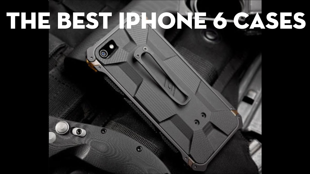 Top 4 Best Iphone 6 And Iphone 6 Plus Cases Protectors