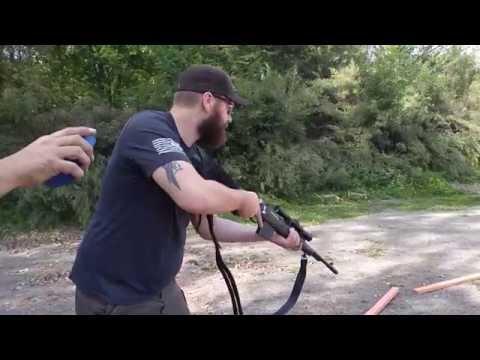 Glenn Rockin' the Scout Rifle