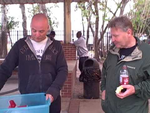 Saved Life C2C, Helping the Homeless, Jacksonville, FL
