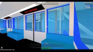 roblox apm-100 laissant station witout portes d'écran plate-forme fermée?!
