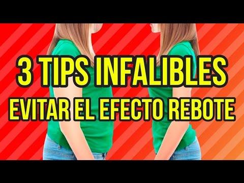 3 TIPS INFALIBLES para evitar el EFECTO REBOTE