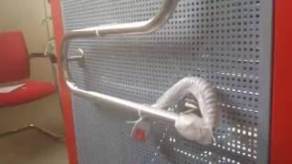 видео купить электрический полотенцесушитель