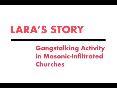 Chilling Account of Gangstalking Within A Baptist Church - YouTube