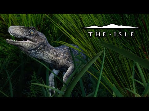 Download Youtube: The Baby Utahraptor - The Isle