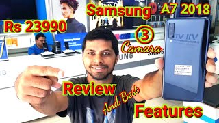 Samsung A7 2018 || Review And Best Features