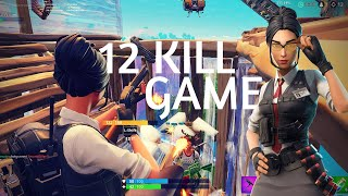 Fortnite-Season 5 ROOK SKIN! 12 Kill Solo Victory Royale Gameplay