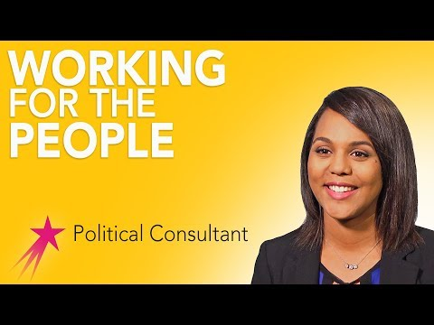Political Consultant: Why Should Girls Consider a Career in Politics - Kristin Slevin Career Girls
