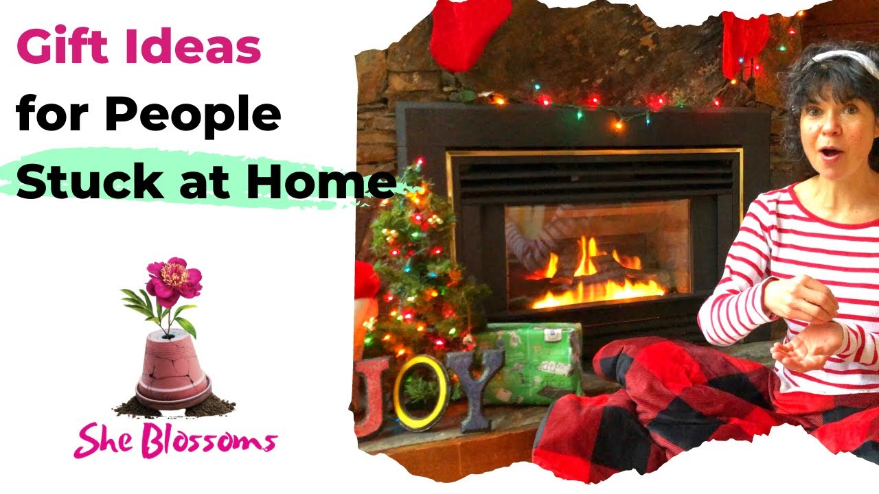 10 Gift Ideas For People Who Are Confined Indoors And Socially Isolated Shut Ins Youtube