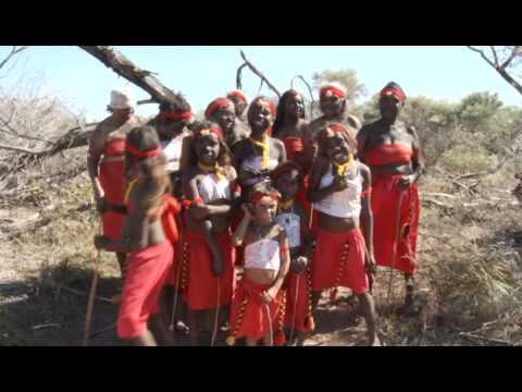 The Long Walk - Nyangumarta Native Title Recognition