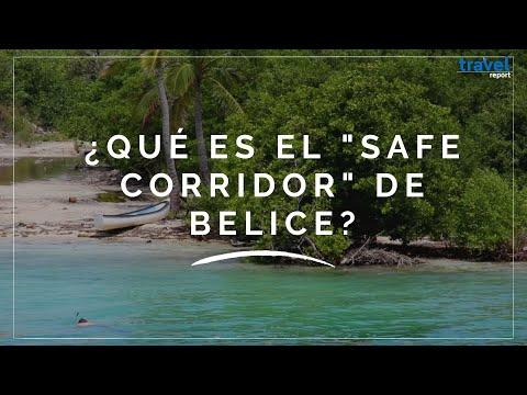 ¿Qué es Safe Corridor de Belice?