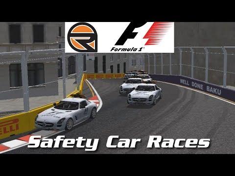 rFactor - Formula 1 Safety Car Races