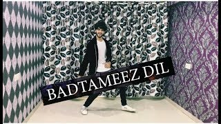 Badtameez Dil - Dance Video | Yeh Jawaani Hai Deewani | Ranbir / Deepika | By - MG |