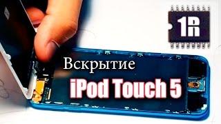 Вскрытие iPod Touch 5 gen - www.first-remont.ru