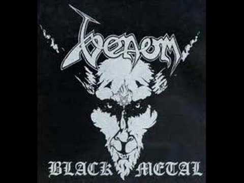 Venom - Countess Bathory