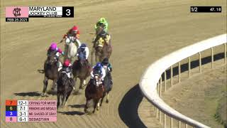 Laurel Park 2 25 2021 Replay Show