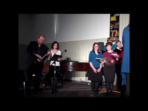 NNLS Chanukah Concert 2011 - Programme Opening and Closing Numbers