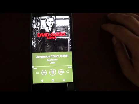 Aplicación para descargar música android 2016