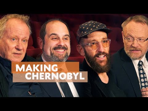 Making Chernobyl | Cast & Crew Discuss the HBO/Sky Atlantic Miniseries