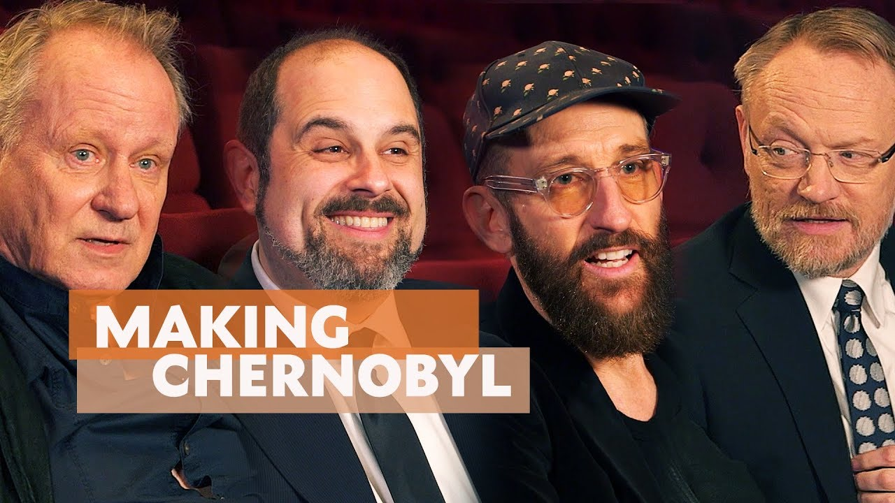 Making Chernobyl | Cast & Crew Discuss the HBO/Sky Atlantic Miniseries