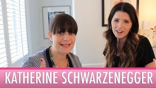 Katherine Schwarzenegger talks Beauty Favorites and her New Book! | Jamie Greenberg Makeup Thumbnail