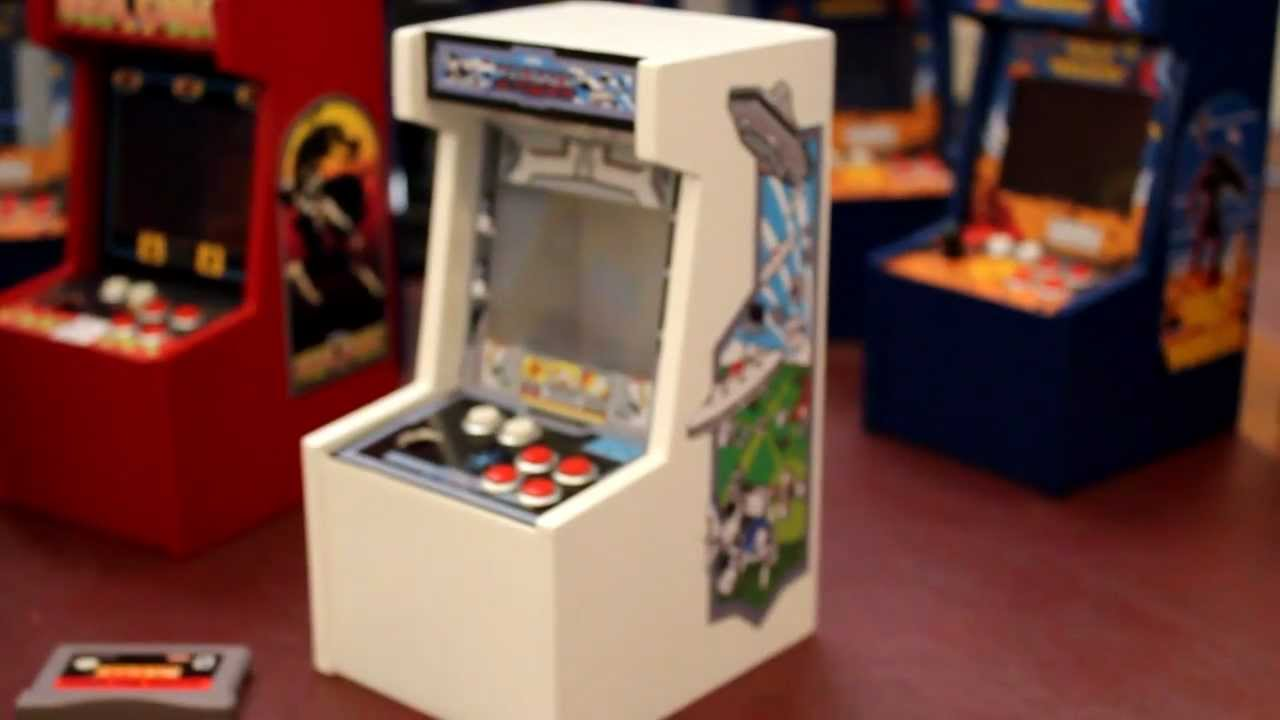 Desktop Arcade - YouTube