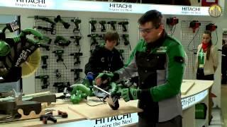 пила Hitachi C6U2