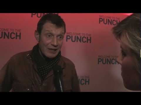 Welcome to The Punch - UK Premiere - Interviews with Mark Strong, Jason Flemyng, and more!
