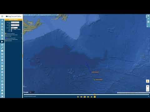 Yantian Express - Tracked with BigOceanData