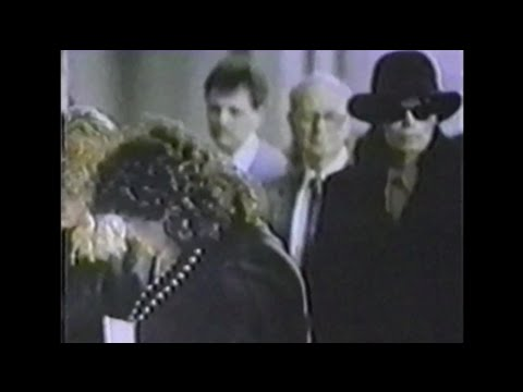 Ryan White & MJ - Jeanne White Interview 1991
