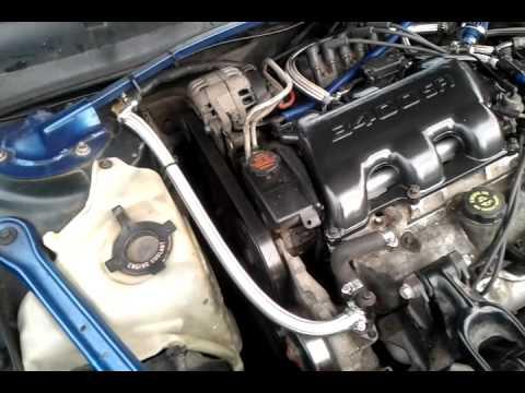1996 Chevy Lumina 3400 TopSwap - YouTube
