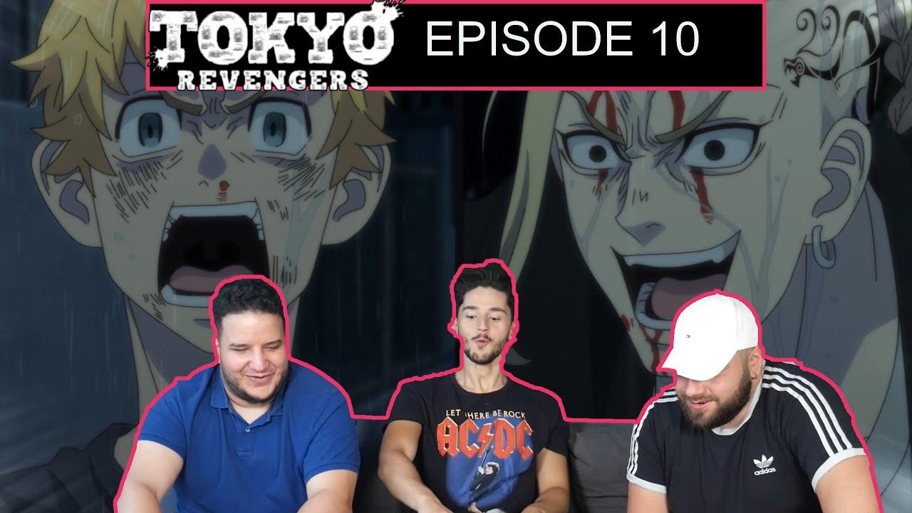 Takemichi vs Kiyomasa!! TOKYO REVENGERS EPISODE 10 REACTION