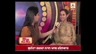 Sunanda Sharma talking about her latest song Morni