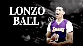 Lonzo Ball - 'Rolex' ᴴᴰ (LAKERS HYPE)