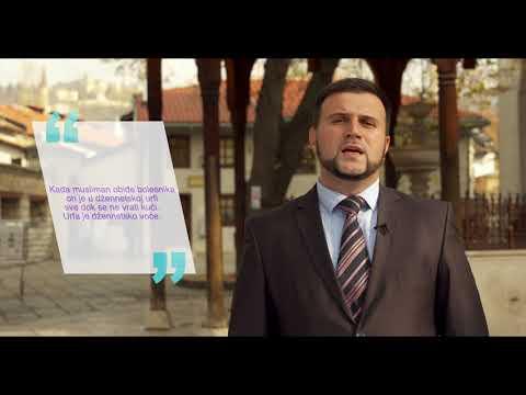 Resulullah nas je naučio - Obzirnost prema bolesniku - Adis Sultanović