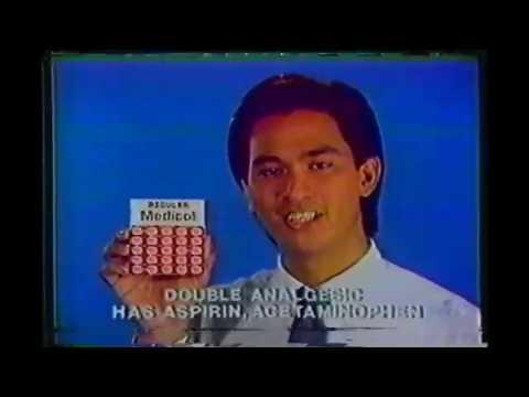 Unilab Classic Ads 1988