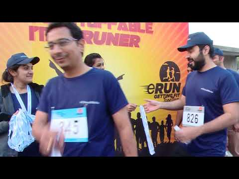 Corporate Run For eClinicalWorks