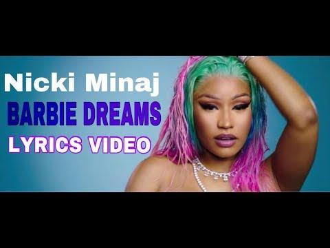 Nicki Minaj Barbie Dreams Lyrics Video Youtube