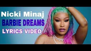 Nicki Minaj - Barbie Dreams - Lyrics Video
