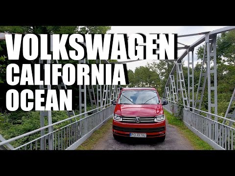Volkswagen California Ocean (ENG) - Test Drive and Review
