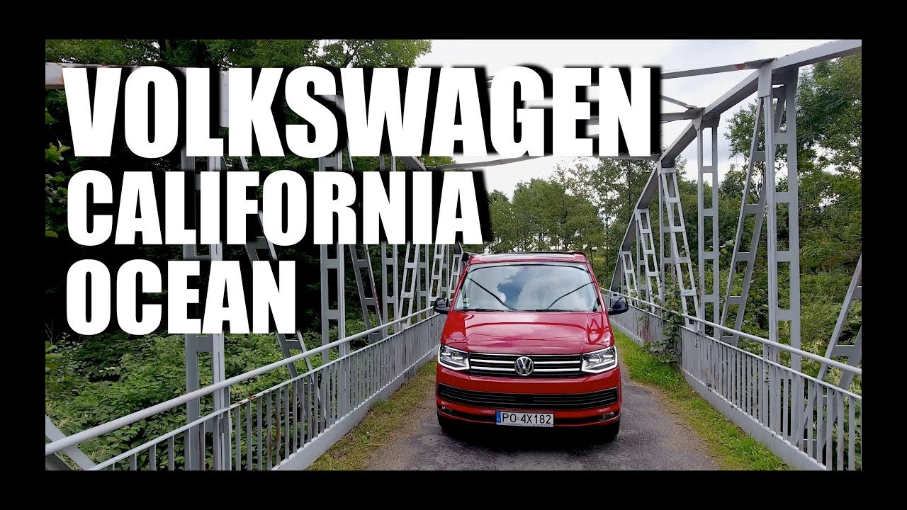 Volkswagen California Ocean (ENG) – Test Drive and Review