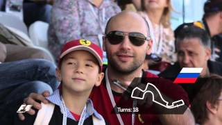 The History Of The Russian Grand Prix