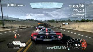 Need for Speed Hot Pursuit ~ Racer Gameplay ~ One of Five