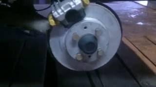 замена барабанов на диски