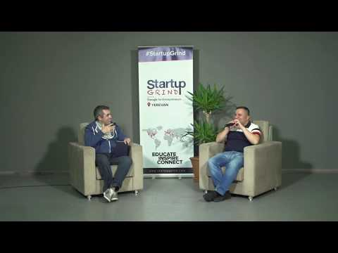 Startup Grind Yerevan Hosts Gevorg Poghosyan